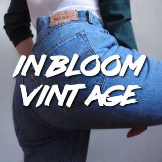 In Bloom Vintage
