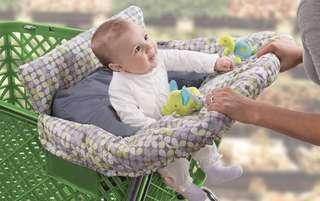 Brand New Baby Cushy Cart Cover