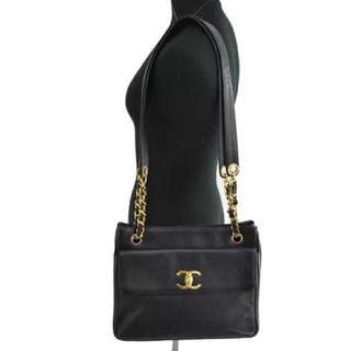 CHANEL Both Sided CC Tote, Rare Chain On Leather Strap, Large Lady Dior, HERMES Evelyne
