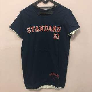 Campus Blue T-Shirt