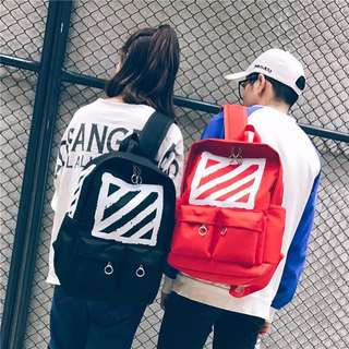 Colored Backpack