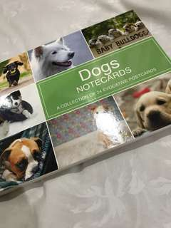 (BN) Dogs Postcards Book