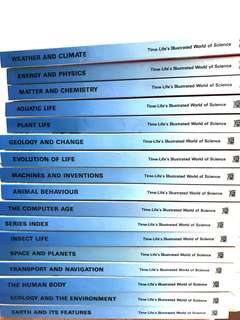 PRICE REDUCED $60 for 2 Encyclopedia Sets!!!