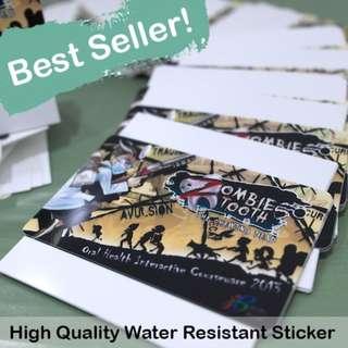 Custom Print EZ Link Card Sticker (MOQ 2pcs)