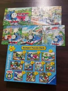 Thomas & friends Puzzle Pack