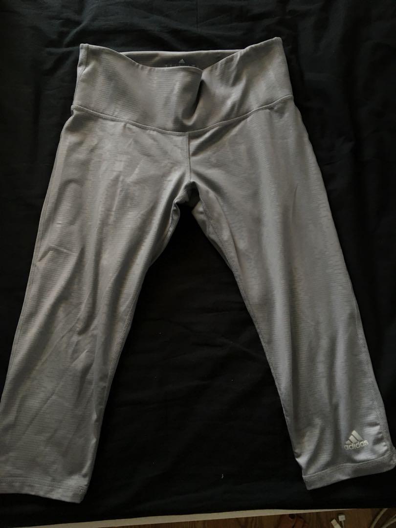 Adidas climate mid-rise leggings