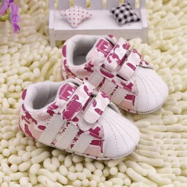 new born adidas shoes