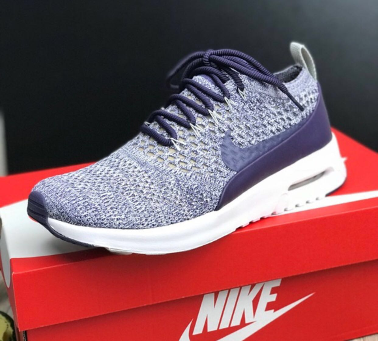 ea1dc1d48a AUTHENTIC] Nike Air Max Thea Ultra Fk, Women's Fashion, Shoes on ...