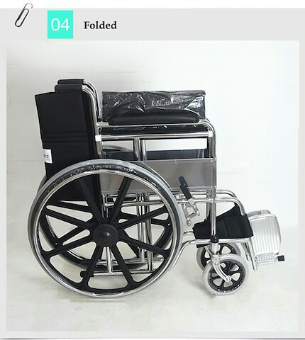BN FREE DELIVERY Wheelchair