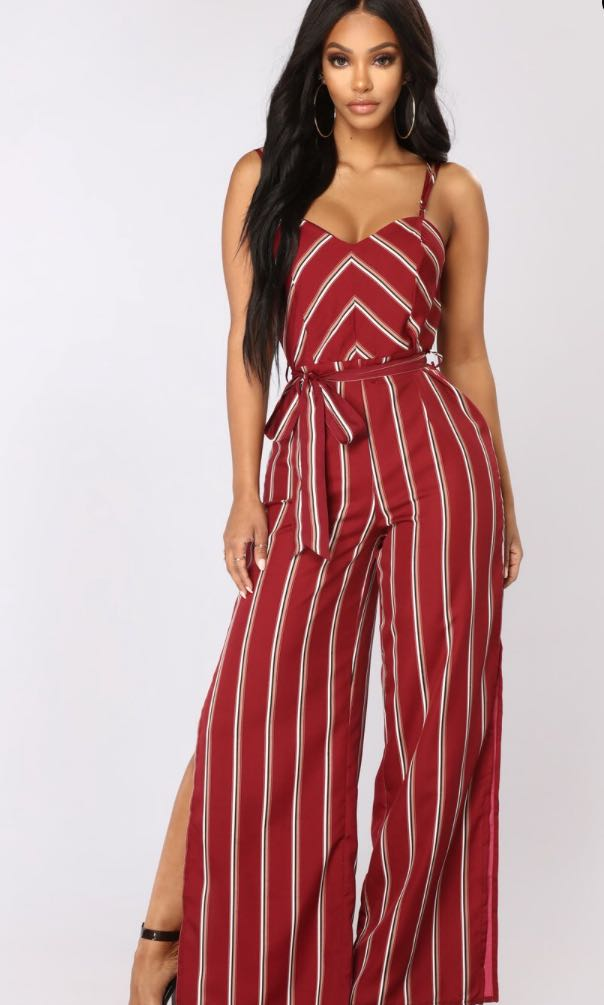 Brand New With Tag Fashionnova Jumpsuit Womens Fashion Clothes
