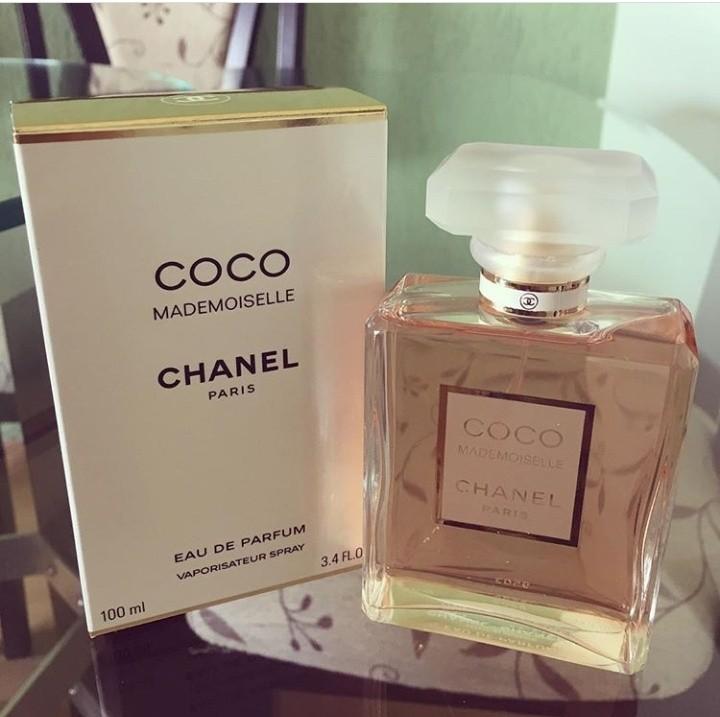 Carousell의 Chanel Coco Mademoiselle Original Box Health Beauty