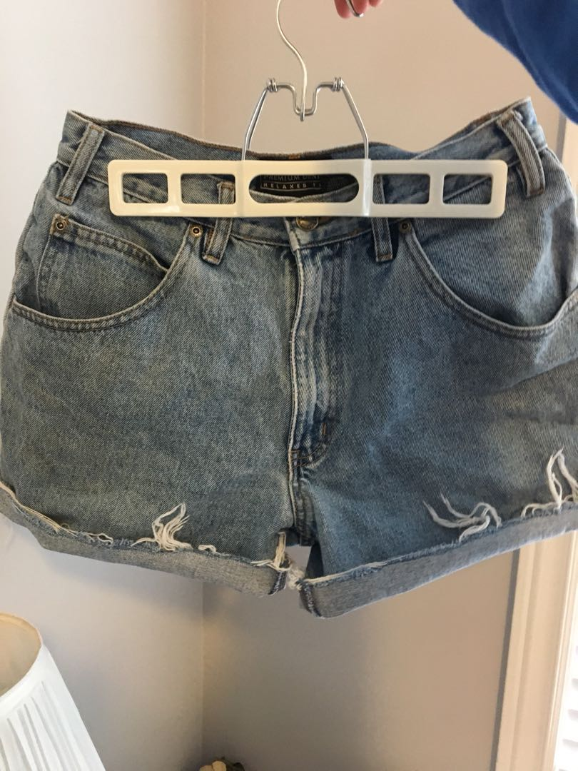 denim shorts sz26/27