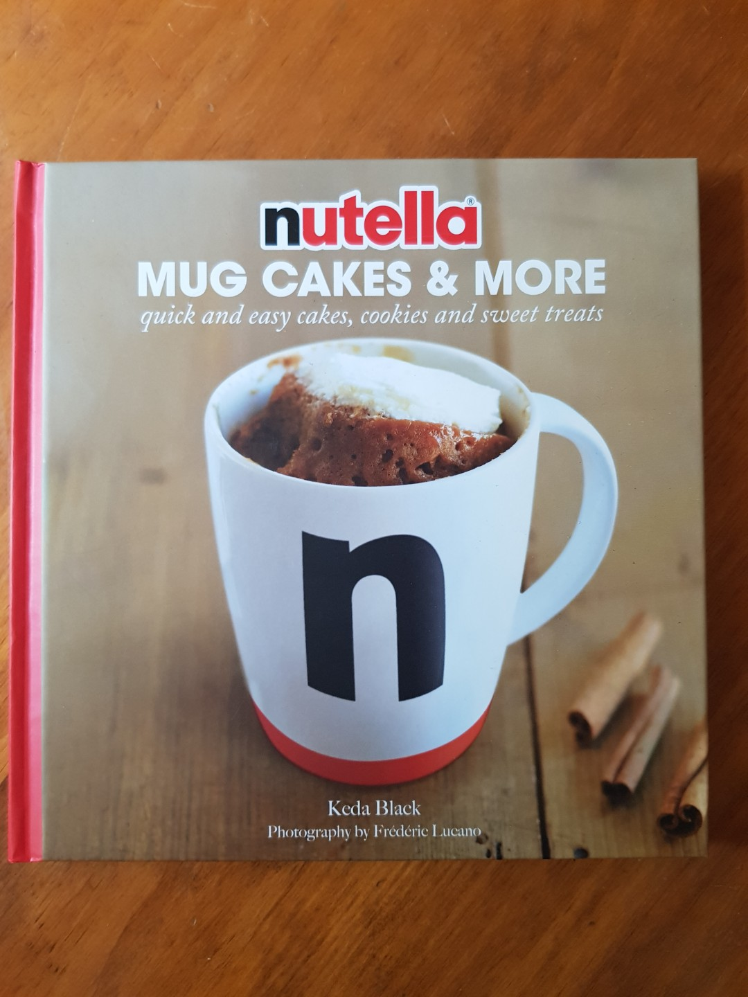 Gift - Nutella Mug Cakes & More