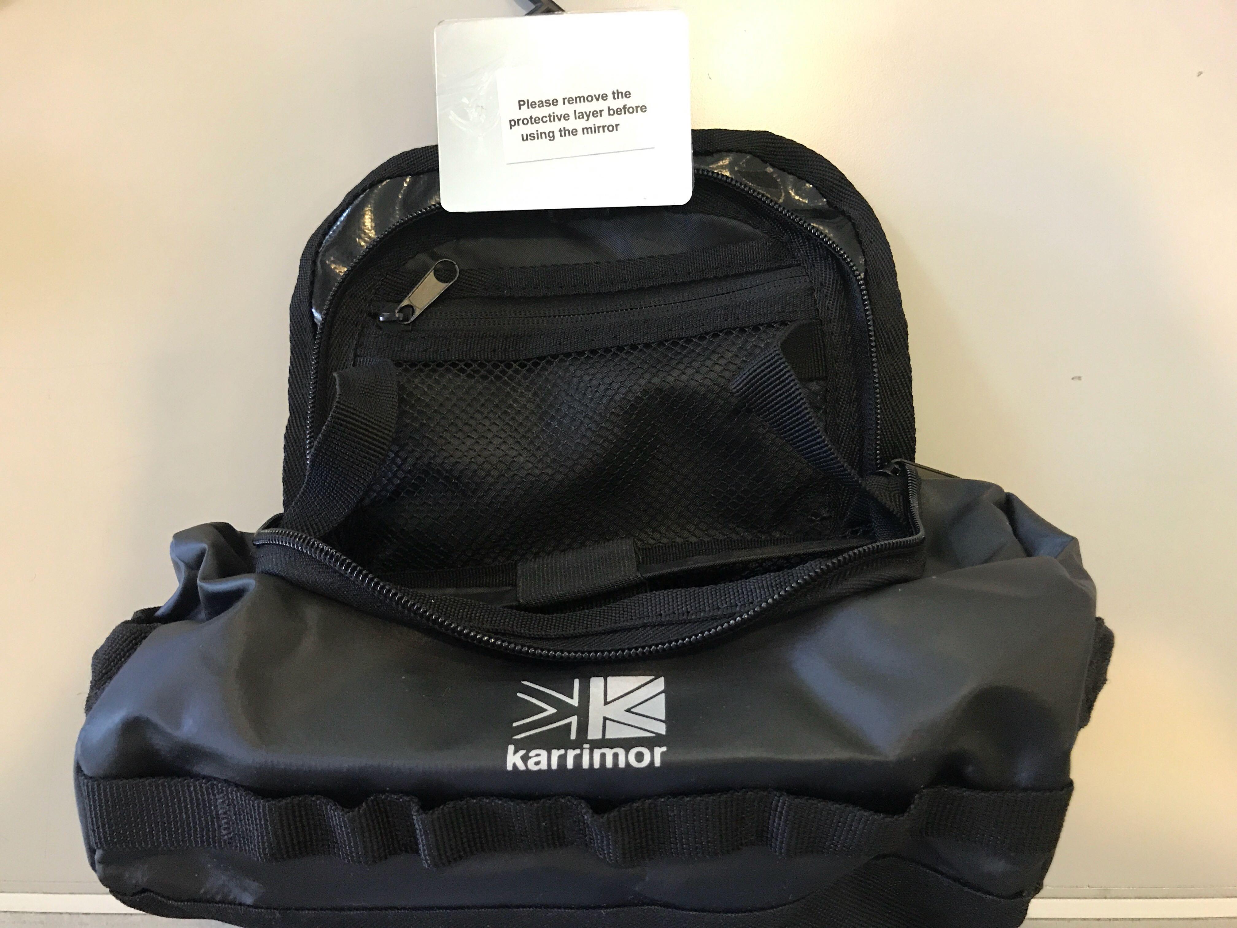 a15de08cb7 Karrimor toiletry bag for outdoor use