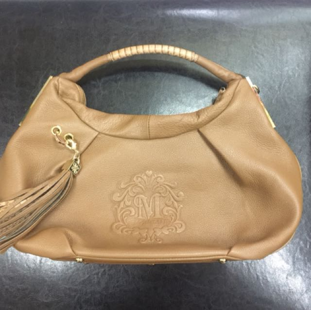 9ca50f198 Morgan De Toi Leather Bag, Women's Fashion, Bags & Wallets on Carousell