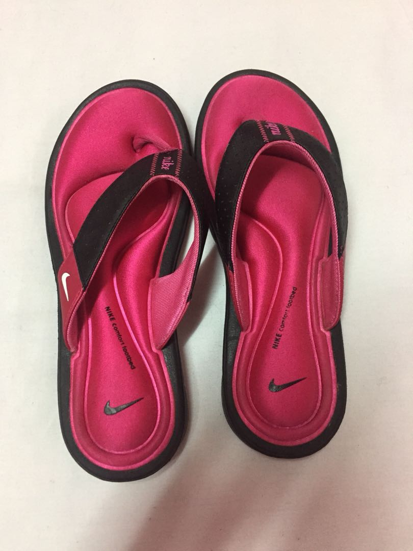 sale retailer 99016 0f9a7 original brand new nike slippers sale on Carousell