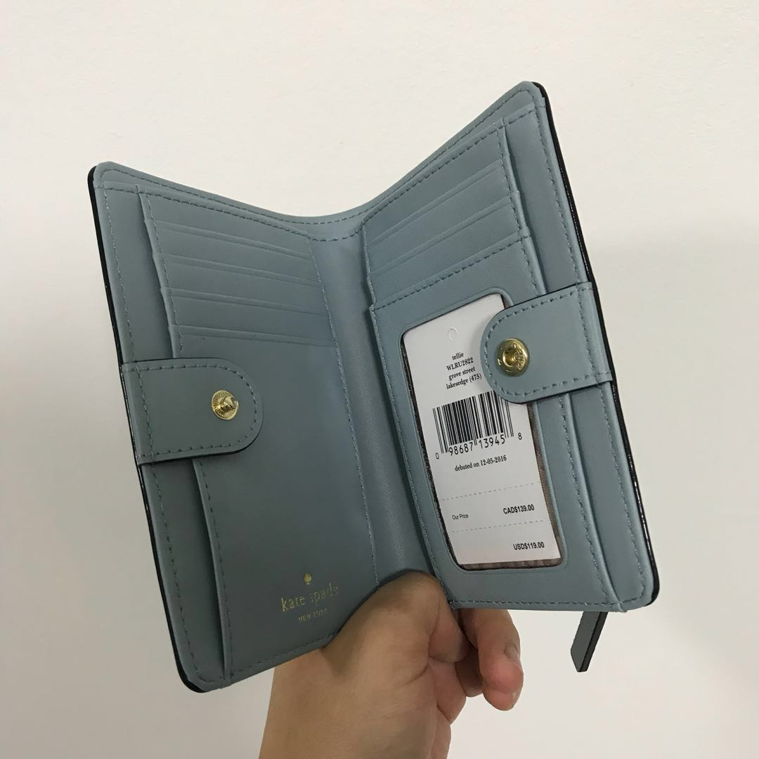 9d6cae1235d88 Sale! BN Authentic Kate Spade Wallet (Tellie Grove Street
