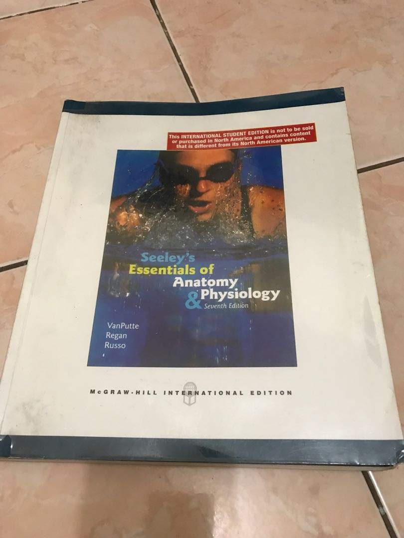 Seeley\'s Essentials of Anatomy and Physiology 7th edition, Textbooks ...