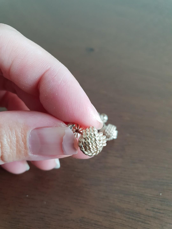 Tiffany & Co Knot Earring