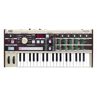 ★★ Korg microKORG Synthesizer ★★ 英國直送  1年保養