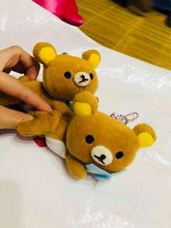 🚚 全新  拉拉熊  吊飾  玩偶  分開販售