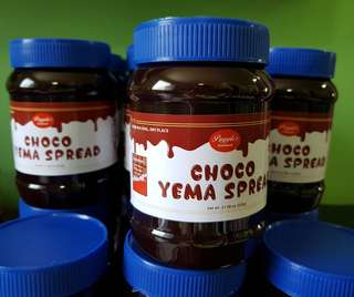 Purpples Choco Yema Spread