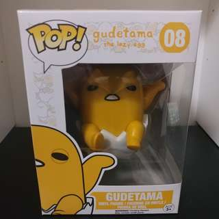 Funko Pop! Sanrio - Gudetama the Lazy Egg #008