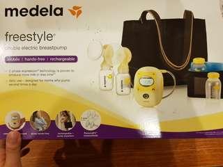 Medela Freestyle Pump US set