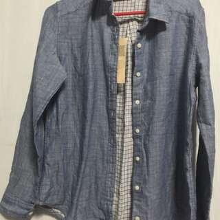 Muji Women's Long Sleeves Shirt