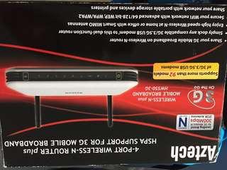 Aztech Router
