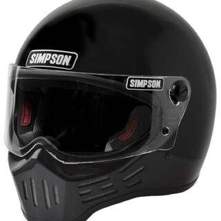 Helmet Simpson M30