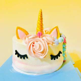 母親節獨角馬蛋糕