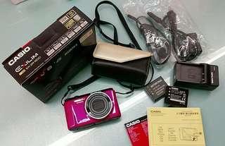 CASIO數位相機EX-ZR1500