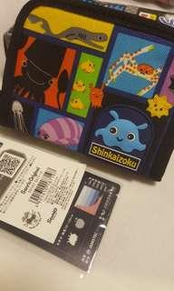 Shinkaizoku Boy Wallet