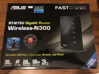 Asus RT-N15U Router