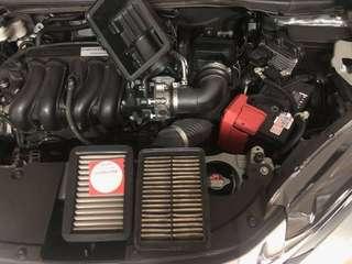 Hurricane air filter for Honda Shuttle/Vezel (Brand New)