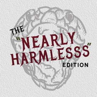 "The ""Nearly Harmless"" Edition Sticker Pack"