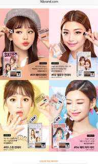 [PO] 16brand SIXTEEN Eye Magazine