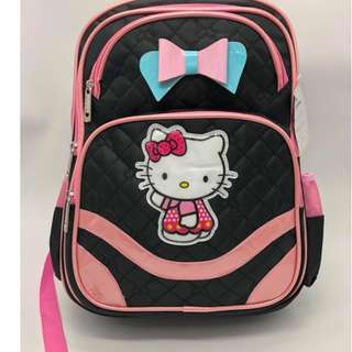 High quality kitty bagpack Php 450 Size: 16inch x 13inch #sjy