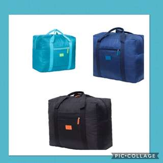 Foldable Travel Bags (various colours)