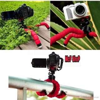 Tripod spider Gorillaz mini fleksibel