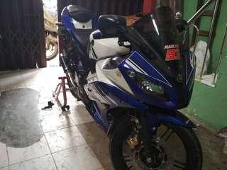 Yamaha R15 tahun 2014
