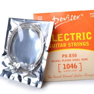 Deviser Electric Guitar String 1046 (Stock Clearance Promotion)