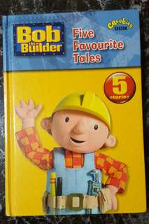 Bob the Builder story book