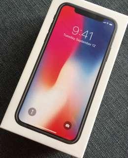 🚚 iphone x 64g