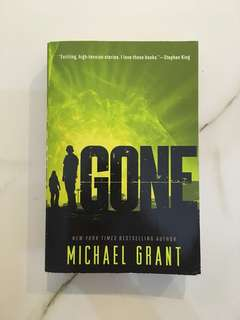 Gone (Fiction)
