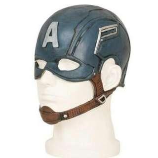 Captain America Fullheaded Mask