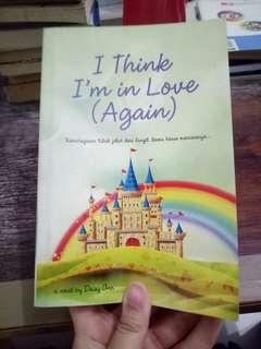 Novel i think im in love