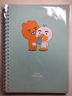 Kakao friends - Ryan notebook