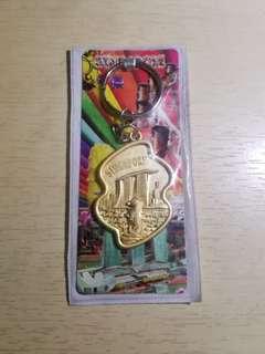新加坡 紀念品 鎖匙扣 Singapore 手信